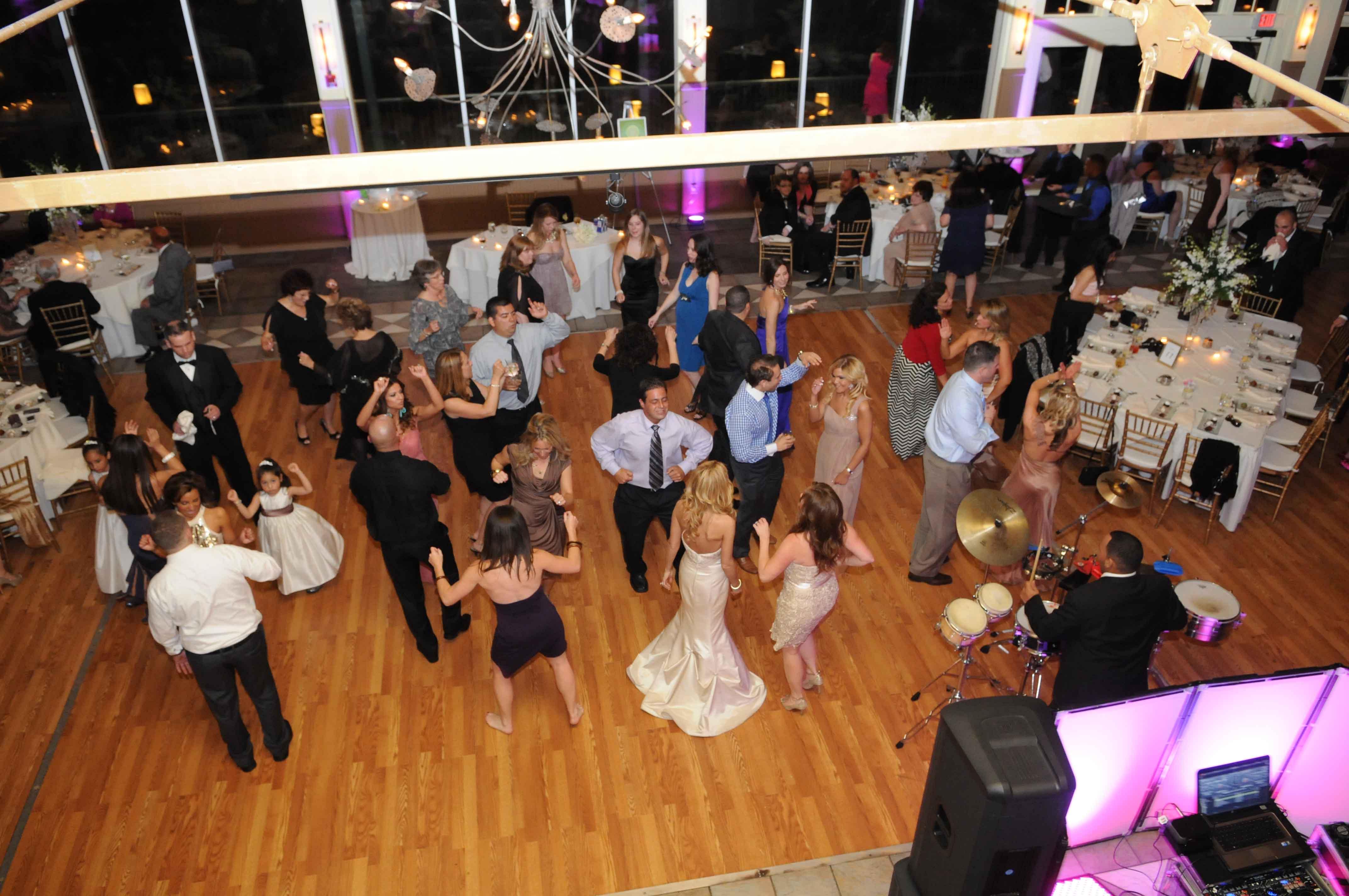 Top NJ Wedding DJs Rocked Wedding at The Liberty House